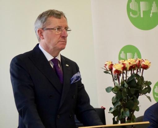 Šiaulių pramonininkų asociacijai – 30 metų