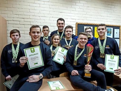 Kauno rajono moksleiviai – vieni sportiškiausių šalyje