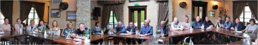 Susitikime su verslininkais – apie Panevėžio regiono specializaciją ir Biržams aktualius dalykus
