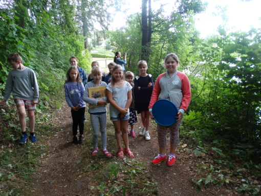 Vaikai, gamta ir literatūra