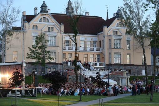 Valstybės dieną atidaromas Chaimo Frenkelio vilos vasaros festivalis