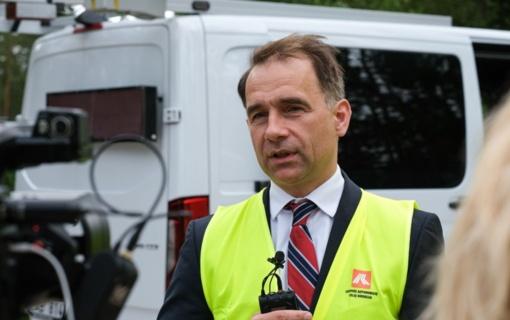 Lietuvos keliuose – mobili tyrimų laboratorija: kelių būklė tiriama greičiau, tiksliau ir objektyviau