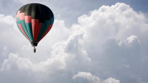 Oro balionų šventei koją kiša oro sąlygos
