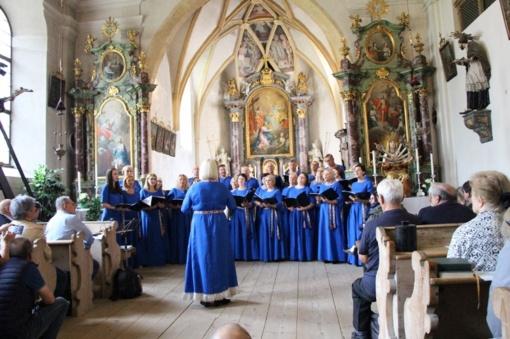 Šilalės krašto mišrus choras tarptautiniame chorų festivalyje Italijoje