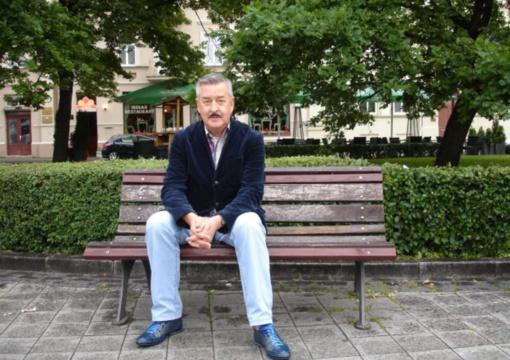 """Vytenis Pauliukaitis: """"Iš """"Facebook"""" pabėgau neatlaikęs gerbėjų minios"""""""