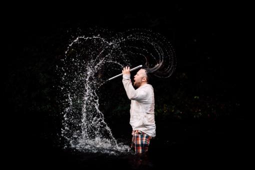 """""""Saulės žiedo"""" šventiniame koncerte – išskirtinis Sauliaus Petreikio ir """"World Orchestra"""" pasirodymas"""