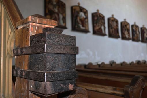 Telšiuose iš bažnyčios pavogta aukų dėžutė