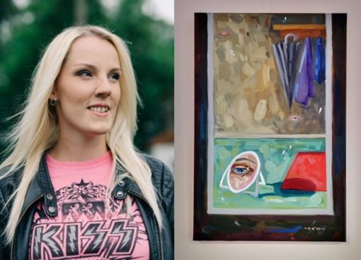 Eglė Kurlavičienė – tarptautinėje meno bienalėje