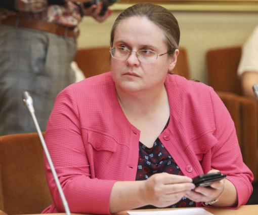 A. Širinskienė apskųsta dėl galimo Seimo reputacijos žeminimo