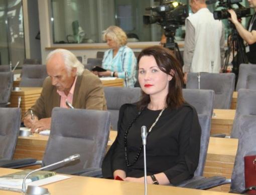 Bus atnaujinamas gyventojų priėmimas pas savivaldybės merę A. Miškinienę