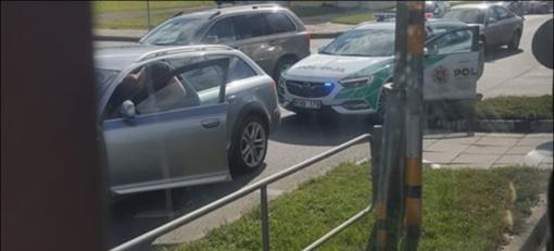 Panevėžyje – masinė automobilių avarija