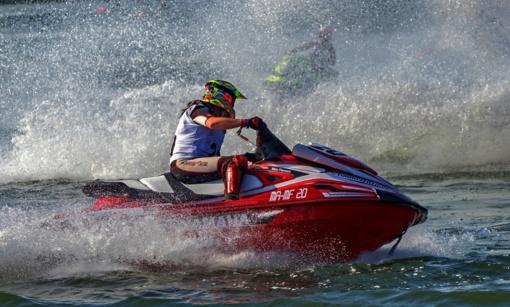 Zarasuose vyks Lietuvos ir Latvijos vandens motociklų čempionato II-asis etapas