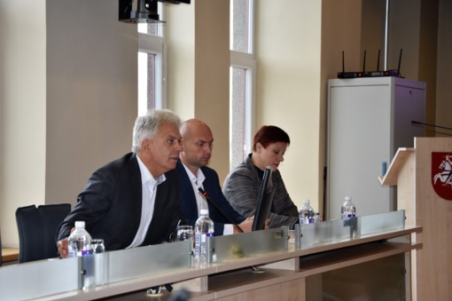 Trumpiausiame tarybos posėdyje – vietos bendruomenei palankūs sprendimai