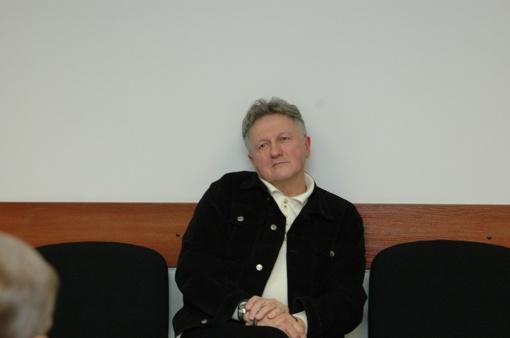 Teismas: V. Beleckas turi kalėti iki gyvos galvos