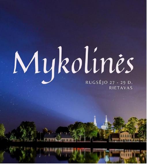 Skelbiama preliminari Mykolinių šventės Rietave programa