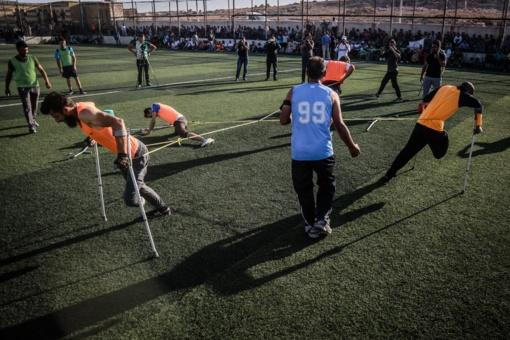 Kvietimas į neįgaliųjų sporto šventės varžybas Pasvalyje