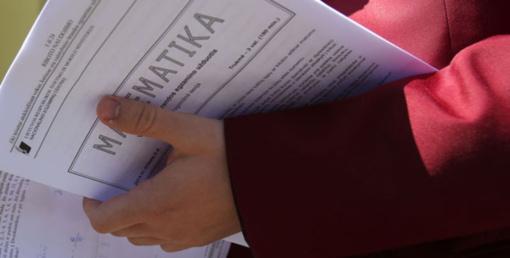 NEC atsiprašo dėl klaidos skaičiuojant matematikos egzamino rezultatus