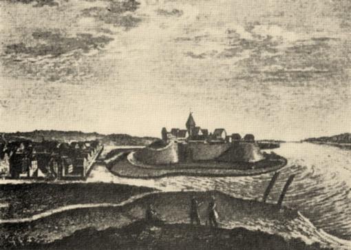 Klaipėdoje rengiamasi atkurti pilies bokštą