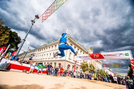 """""""Jump Vilnius"""" sugrįžta antram šuoliui"""
