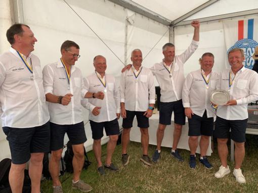 """Pasaulio vicečempionės titulas – Lietuvos """"Cool Water"""" įgulai"""