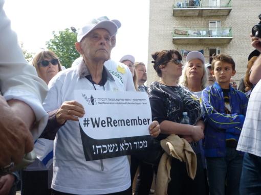 95 procentai Šiaulių žydų bendruomenės buvo gete (galerija)