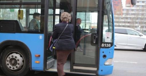 Autobusų vairuotojai - įžūliausi eismo dalyviai?