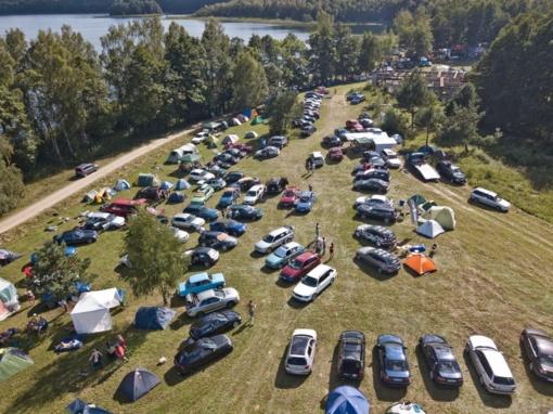"""""""Vasaros ratas"""" jau 21-ą kartą kvies technikos mylėtojus į stovyklą prie ežero"""