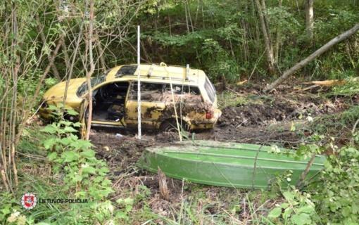 Utenos rajone žuvo vairuotojas