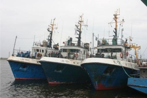 Šventosios jūrų uostui skirta ES parama