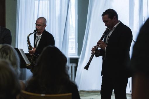 Chaimo Frenkelio vilos parko erdves užpildys džiazas