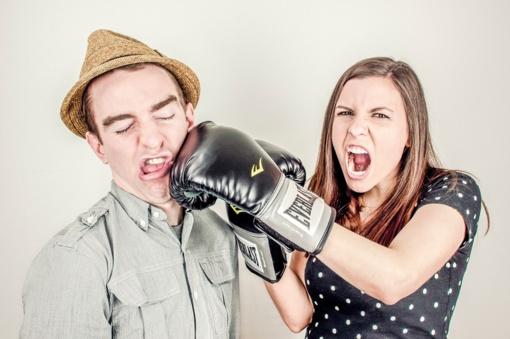 Kaip atsikratyti įpročio ginčytis