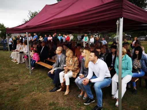 Krokšlys – mažas kaimas didelis lietuviškumo dvasia