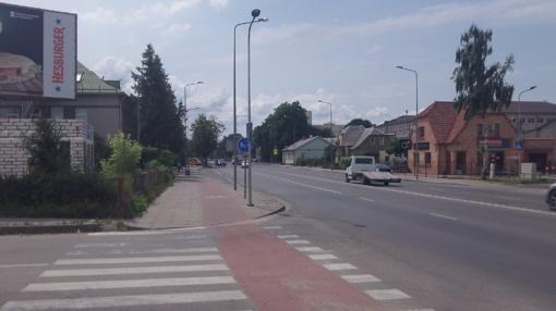 Norėjo geriau, išėjo šiaulietiškai: sukurta nauja grėsmė eismo saugumui