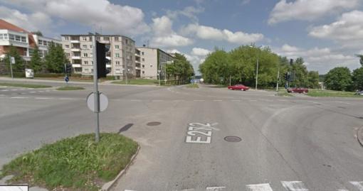 Vilniaus ir Ežero gatvių sankryžoje neveiks šviesoforas