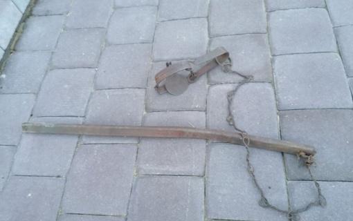 Sulaikytas Kauno rajone spąstais medžiojęs asmuo