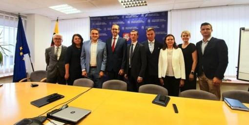 Alytaus meras N. Cesiulis: reikia ruoštis didesnių investuotojų atėjimui į Alytų