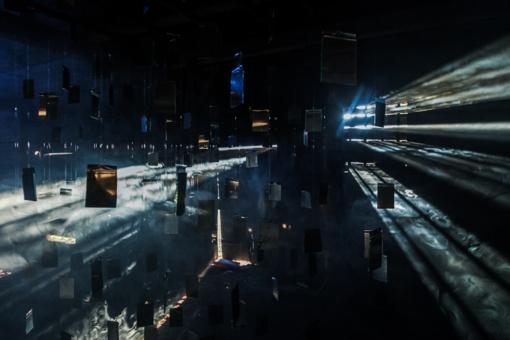 Šiluvos meno bienalė: nuo vario dūdų iki paslaptingai spinduliuojančio objekto