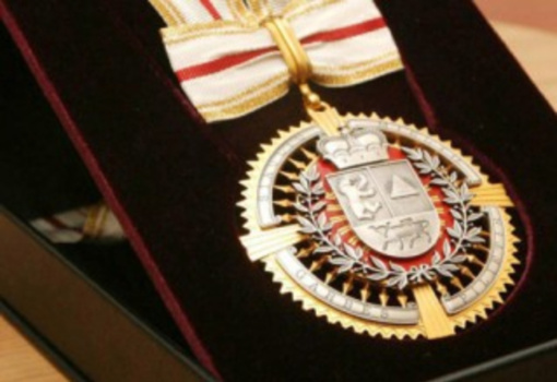 Kvietimas teikti kandidatūras Miesto garbės piliečio vardui suteikti