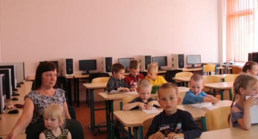 Su vaikais – apie rūšiavimo svarbą