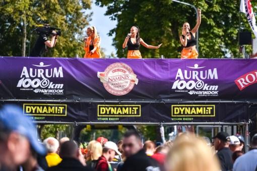"""Palangoje prasidėjo jubiliejinės, 20-osios """"Aurum 1006 km lenktynės"""""""