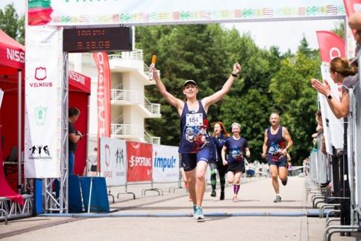 """Tarptautiniame """"Vilniaus 100 km bėgime"""" – NATO karių startas ir iššūkiai žiūrovams"""