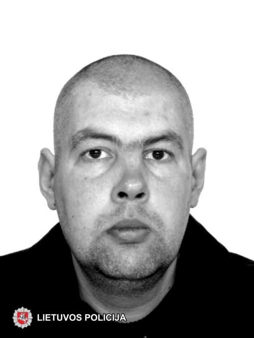 Sostinės policija ieško dingusio be žinios vyro