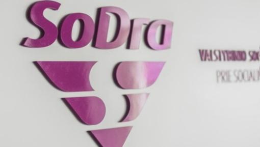 """""""Sodra"""" vėluoja atnaujinti gyventojų asmenines paskyras"""