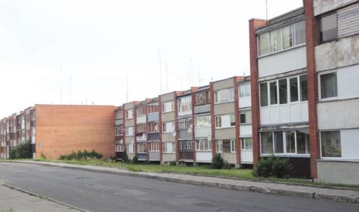Diskusijų taikinys – socialinių būstų kainos