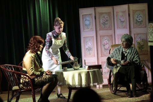 Sėkmingiausias Sūduvos kaimo bendruomenės projektas – mėgėjų teatras
