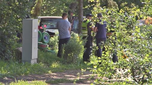 Tragiškos žudynės Kelmės rajone: kodėl pensininkas pakėlė ranką prieš savo šeimą? (vaizdo įrašas, nuotraukos)