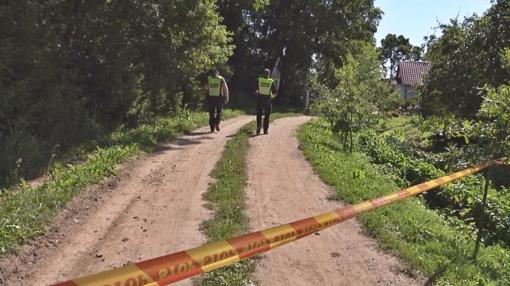 Teismas leido suimti nužudymu įtariamą Kelmės rajono gyventoją
