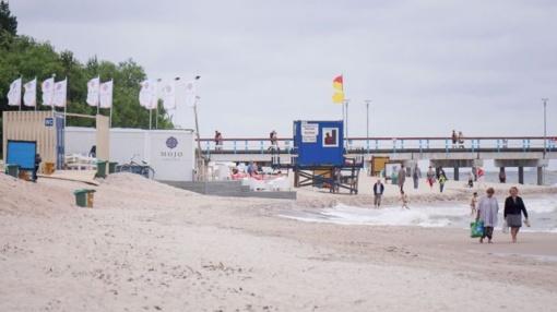 Palangos miesto savivaldybė tebesibylinėja dėl viešųjų tualetų prie paplūdimių