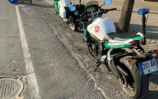 Pareigūnų akiratyje – Šilutės motociklininkai