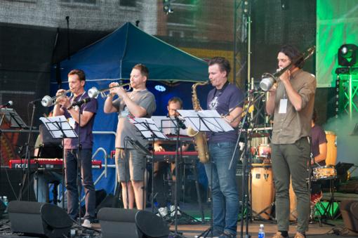 Šiauliečiai kokybiško džiazo galės klausytis nemokamai